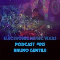 EMW Podcast #015 - Bruno Gentile by Electronic Music Wars