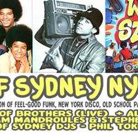 SOUL OF SYDNEY NYD 2017 WARM UP RADIO | feat mixes by: DJ TREY, PHIL TOKE, GRAHAM MANDROULES, STEPHEN FERRIS, JY DYNAMITE, SIMON CALDWELL & more
