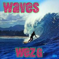 Waves 004 by Wez G