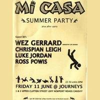 Wez G -  Live @ Mi Casa, Journeys, Cardiff 11.06.04 by Wez G