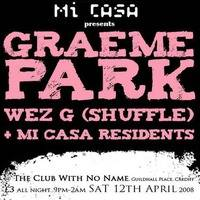 Wez G - Park It In The Club With No Name by Wez G
