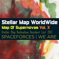 Map Of Supernovas Vol. X: SPACEFORCES