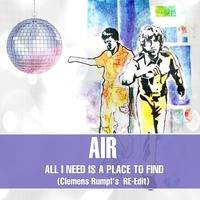 AIR - ALL I NEED (CLEMENS RUMPF's EDIT) [320kb/s] by Clemens Rumpf (Deep Village Records)