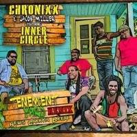 Inner Circle ft. Chronixx & Jacob Miller - Tenement Yard (Rhinos Akafirelovefire remix) by Akafirelovefire
