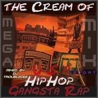 *The Cream of US HipHop and Gangsta Rap* (Brooklyn NY Imports) MEGAMIX by DJ TroubleDee