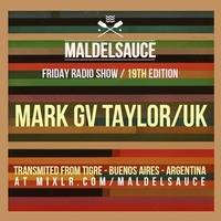 Friday Radioshow #19 Guestmix by Mark GV Taylor 09/02/18 by Mark GV Taylor / La Homage