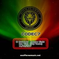 codec7@morabeza reggae night #01 - 11122017 by SoulFlares Music