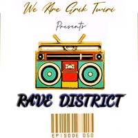 ERIK TWIRI - RAVE DISTRICT #050 - The YearMix by eriktwiri
