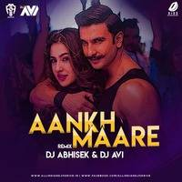 Aankh Marey (AA Remix) - DJ Abhisek & DJ Avi by AIDD - India's Best DJ Remixes Portal