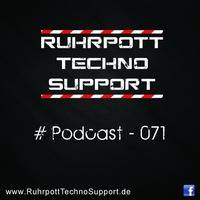 Ruhrpott Techno Support - PODCAST 071 - PHUNK D by Ruhrpott Techno Support