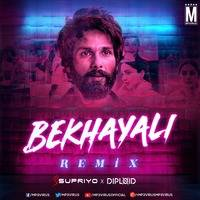 Bekhayali (Remix) - DJ Supriyo & Diploid by MP3Virus Official