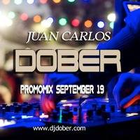 DOBER DJ Session 15-09-19 Tech House by Juan Cardj