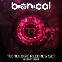 Bionical - Tecnologic Records Set (August 2019) by Bionical