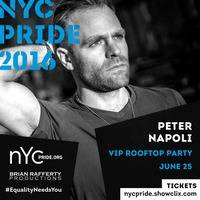 Countdown To NYC Pride 2016: Peter Napoli by Peter Napoli