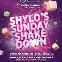 Shylo & The Sunday Shakedown Show Replay On www.traxfm.org - 1st December 2019 by Trax FM Wicked Music For Wicked People