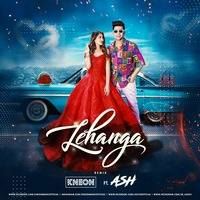 Lehanga - Jass Manak (KNEON ft. ASH) REMIX by ASH