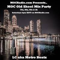 MOC Old Skool Mix Party (Jam & Lewis Christmas) (Aired On MOCRadio.com 11-30-19) by Metro Beatz
