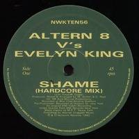 Altern 8  versus Evelyn King - Shame (Hardcore Mix) by Roberto Freire 02