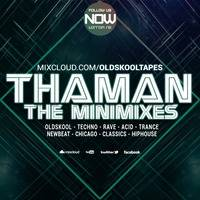 ThaMan - MiniMix (The AB Sounds) by Dj ThaMan