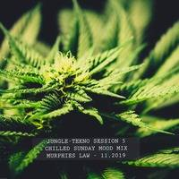Jungle Sessions Mixcast #5 | Murphies Law - Chilled Sunday Mood Mix by Murphies Law (n8wandler)