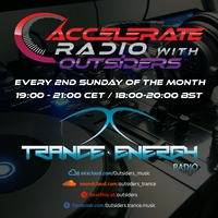 Outsiders - Accelerate Radio 030 (12.01.2020) Trance-Energy Radio by Outsiders