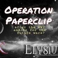 OPERATION PAPERCLIP by ∞LOVE is the only Governance!