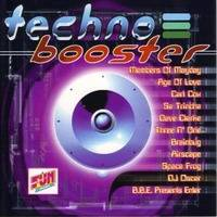 Techno Booster Vol.1 (1997) by Musicas Discoteca Anos 90