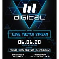 Nick Collings - Digital Live Stream 06-06-20 by Nick Collings