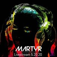 RHYTHMIC NOISE & TECHNO-INDUSTRIAL MIX // MARTYR LIVESTREAM // 5.20.20 by FrequenZ Mixshow