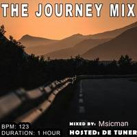 The Journey Mix 013 By Msicman Hosted By De Tuner by DeTuner
