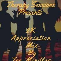 Deep Therapy Sessions { 2K Appreciation Mix} Mixed By Tee_Mindlos by Tee_Mindlos