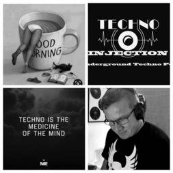 Listen to Techno music and sounds