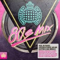 Ministry Of Sound - 80s Mix (Cd4) Club Mix by MIXES Y MEGAMIXES