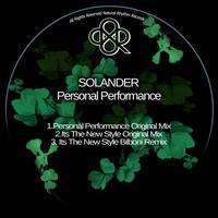Solander - Its The New Style (Original Mix) by HORATIOOFFICIAL