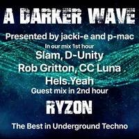 #297 A Darker Wave 24-10-2020 with guest mix 2nd hr by RyZon by A Darker Wave