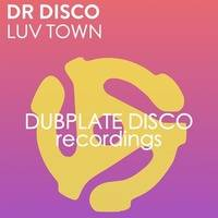 20's Dr Disco - Luv Town by JohnnyBoy59