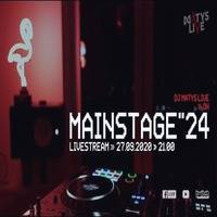 Dj Matys - Live from Mainstage ''24 [LIVE YT] (27.09.2020) up by PRAWY by Mr Right