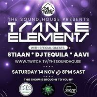 The Saturday Sessions Trance Elements feat. DJ Tequila, Stiaan and Aavi by The Sound House