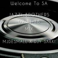Welcome To SA JAZZI_BROTHERS by MJDESMALL