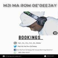 House Warming Sessions Vol 034(Level 1 Lockdown 2020 Edition Mix)-Mixed By MjI Ma Row De'Deejay by Mji Ma Row De'Deejay