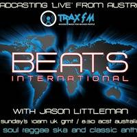 DJ Littleman's Beats International Show Replay On www.traxfm.org - 4th April 2021 by Trax FM Wicked Music For Wicked People
