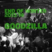 Goodzilla end of winter 2013/14 by GOODZILLA