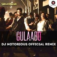 Gulaabo - DJ Notorious | Zee Music Official Remix by INDIAN BEATS  FACTORY