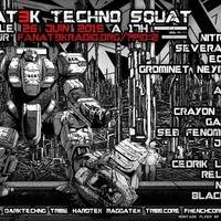 Live @ Fanat3k Tekno Squat by ANARKYA by ANARKYA