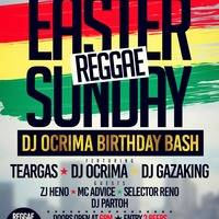 DJ OCRIMA BIRTHDAY DAY BASH FT MC TEARGAS [LIVE MIX] by BABA DEDE