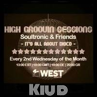 High Groovin Sessions 10/2015 with Kiu D by Soultronic