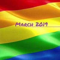 March 2019 part two by Jeffery Scott