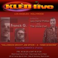 Franck G - The G. THERAPY Exclusive Guest Session 2020 @ The Ultimate Underground Experience on KLED Live - Hollywood (Master Session) by Franck G. DJ