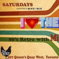 Miracle Incession - I love the 80's @ Joe Bird - September 1, 2018 by Miracle Incession | Originals & Remixes & Other Hidden Tracks