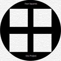 Osc Project - Four Squares - (Original Mix) by Osc Project